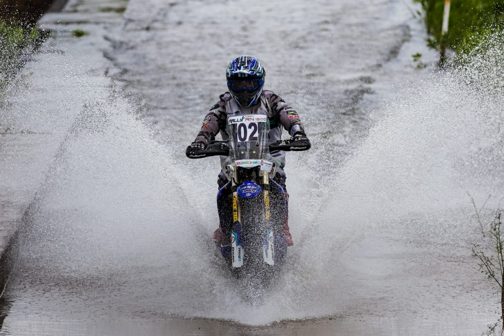 Ricardo Martins é destaque no Rally RN 1500