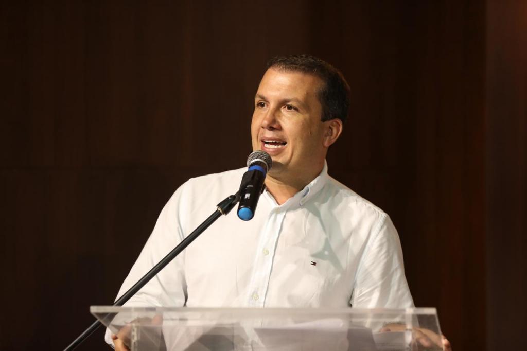 Camilo assume a presidência do Podemos em SC