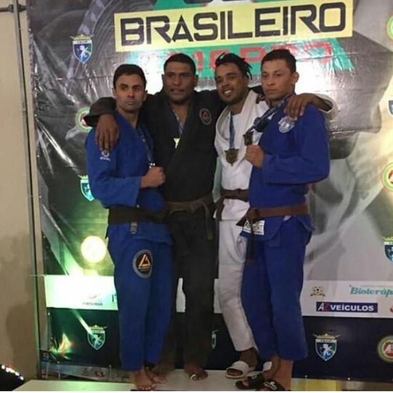 Equipe de PH é destaque em copa de jiu-jitsu