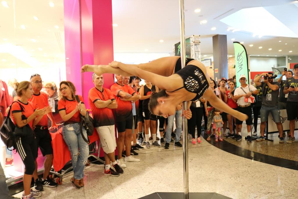 ViaCatarina recebeu etapa do Row to Win 2019