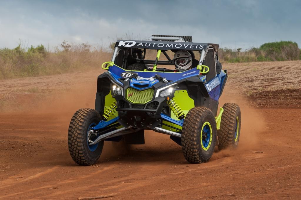 Palhocense é campeão do Rally Minas Brasil