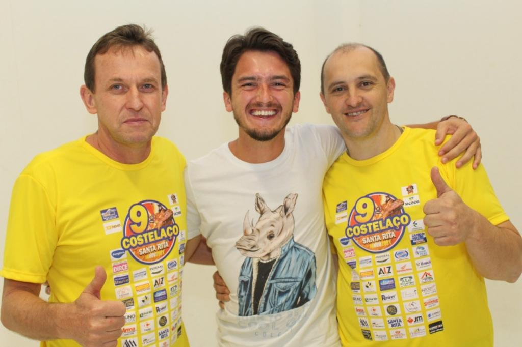 9º Costelaço Santa Rita é lançado em evento no Madri