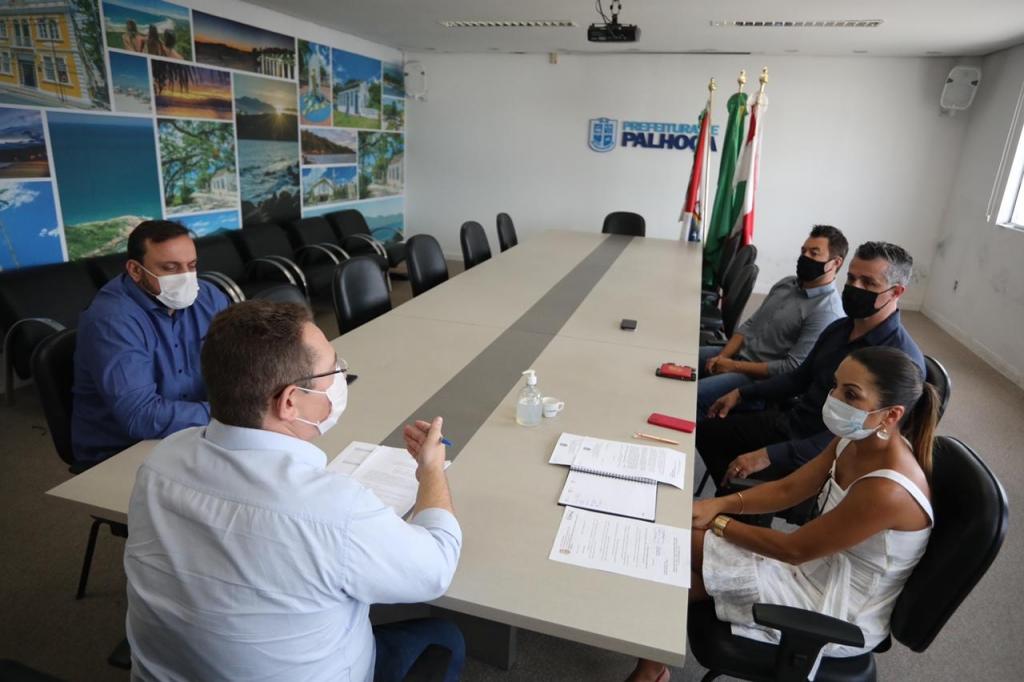 Prefeitura reforça a parceria com a Polícia Civil