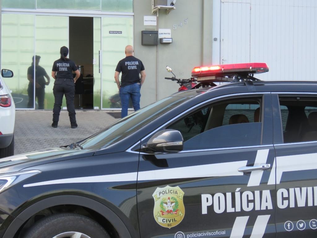 Polícia Civil segue trabalho durante a quarentena