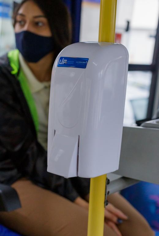 Transporte público: retomada é tranquila em PH