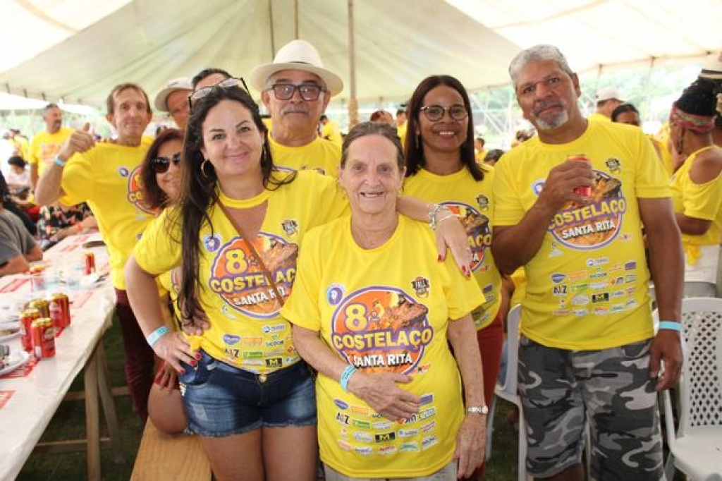 Costelaço Santa Rita reúne milhares de pessoas