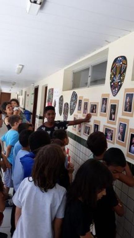 Semana da Consciência Negra na Pinheira