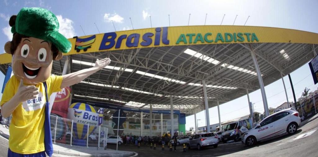 Brasil Atacadista inaugura loja em Palhoça