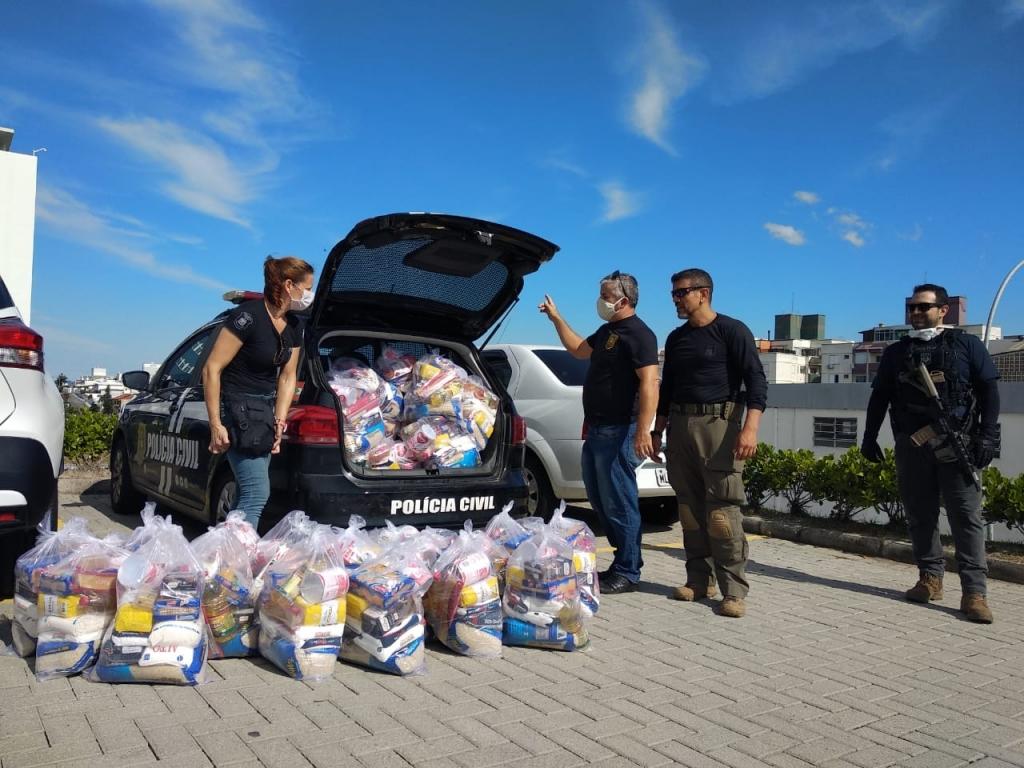 Ações solidárias ajudam famílias na quarentena