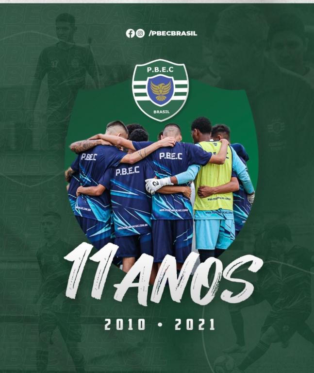 PBec Brasil completa 11 anos de história no futebol palhocense