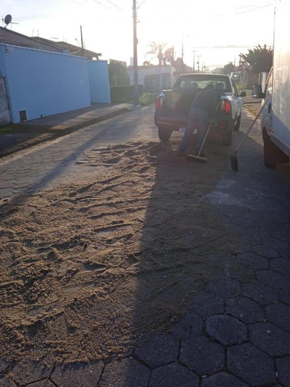 Região do Jardim Eldorado recebe benfeitorias