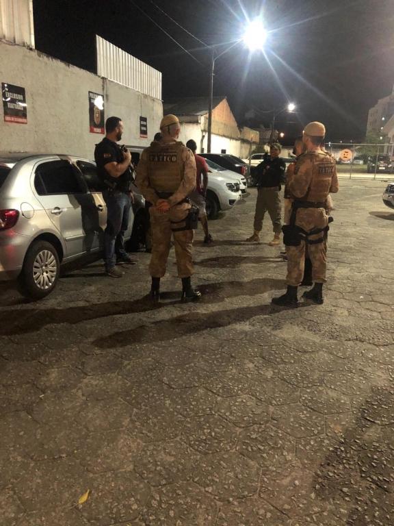 Forças de segurança se unem em operações