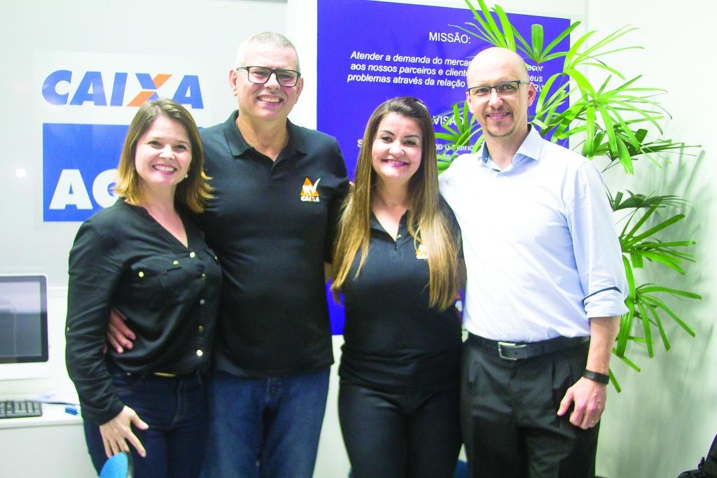 RV Correspondente Caixa inaugura novo espaço