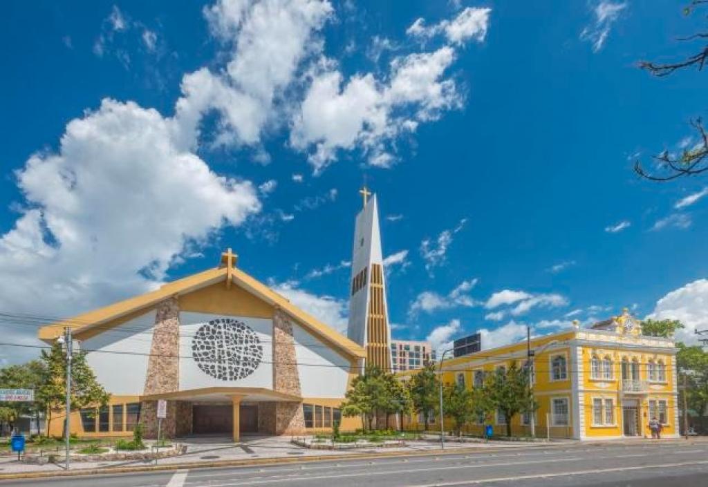 Senhor Bom Jesus de Nazaré celebra centenário