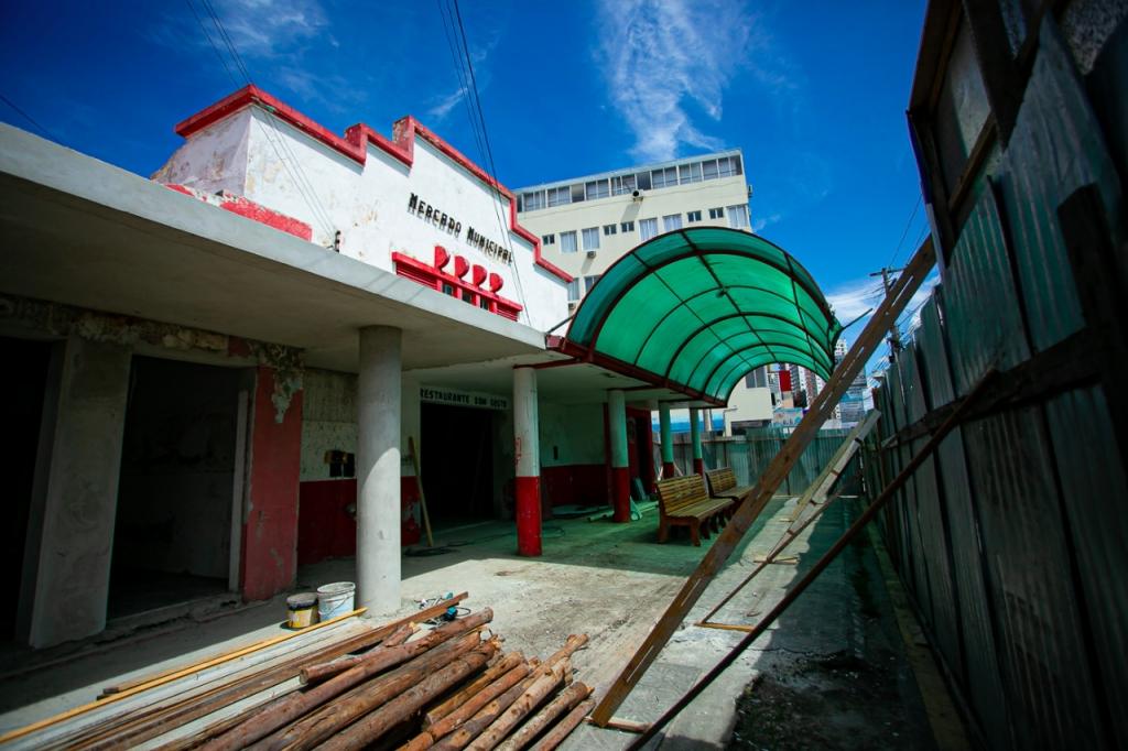 Prefeitura licita espaços no Mercado Público