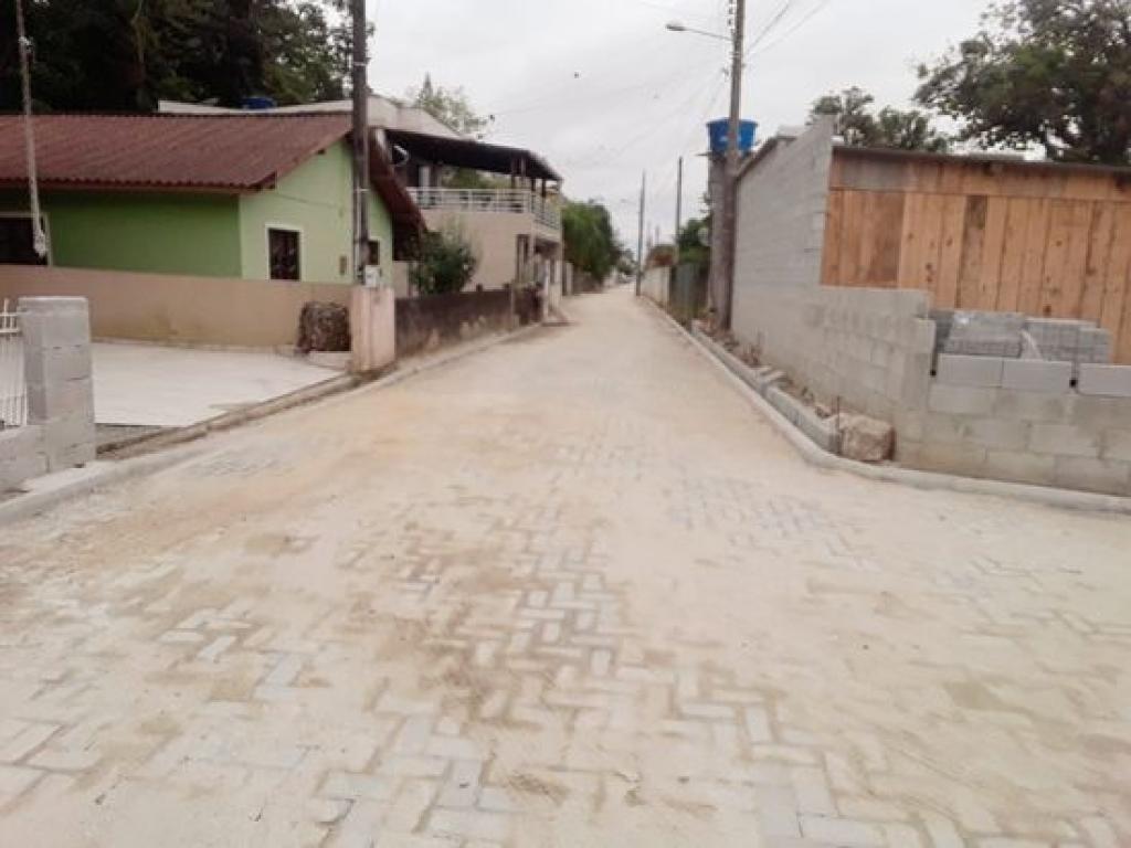 Neném agradece pavimentações na Guarda do Cubatão