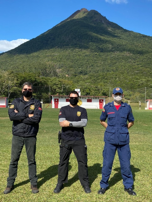 Polícia Civil conclui perícia no Cambirela