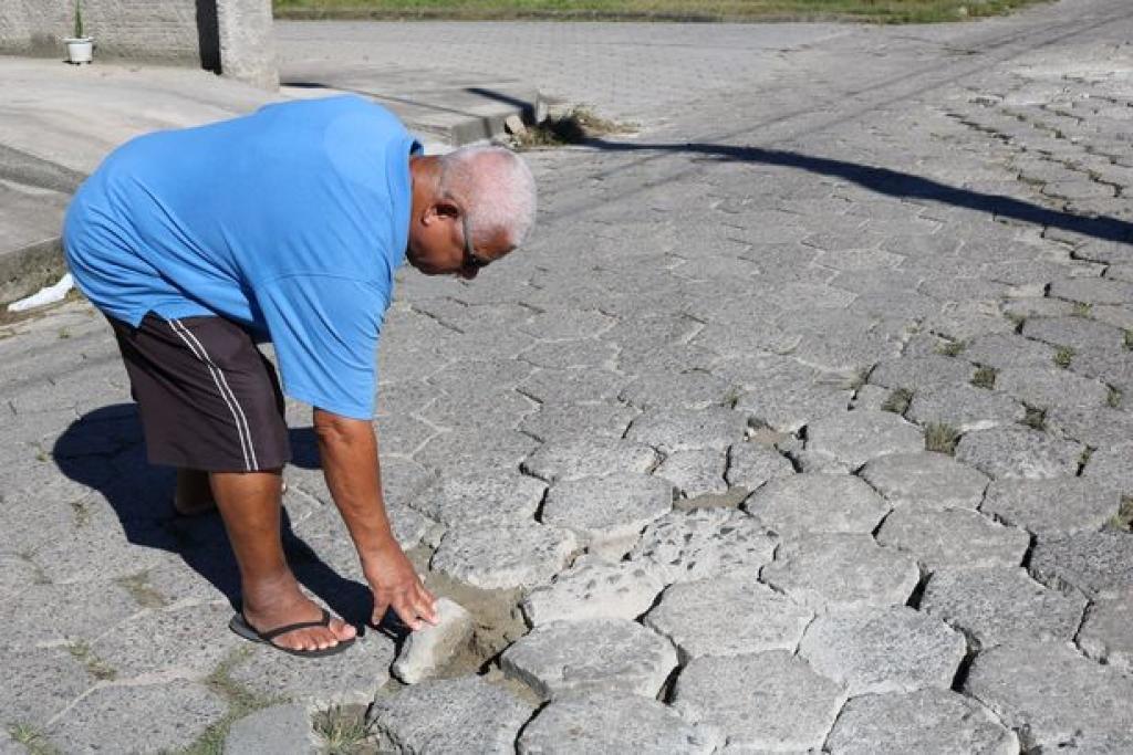 Moradores pedem manutenção no Brejaru