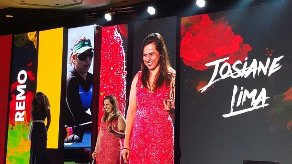 Josiane Lima está em preparação para Tóquio