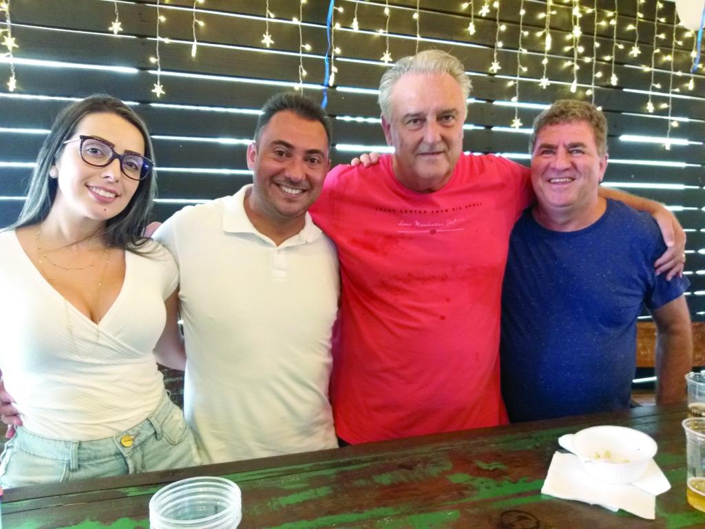 Ronério comemora 64 anos de idade
