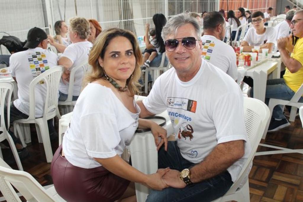 Costelada do Rotary reúne 700 pessoas