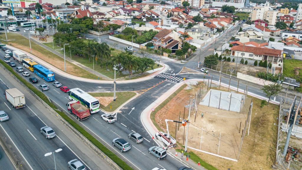 Prefeitura libera novo acesso ao Centro