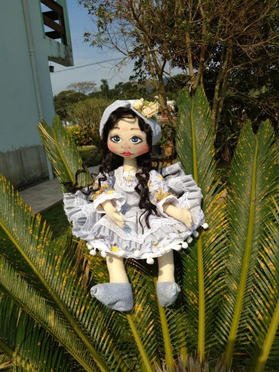 Concurso de bonecas de pano conta com participação de palhocense