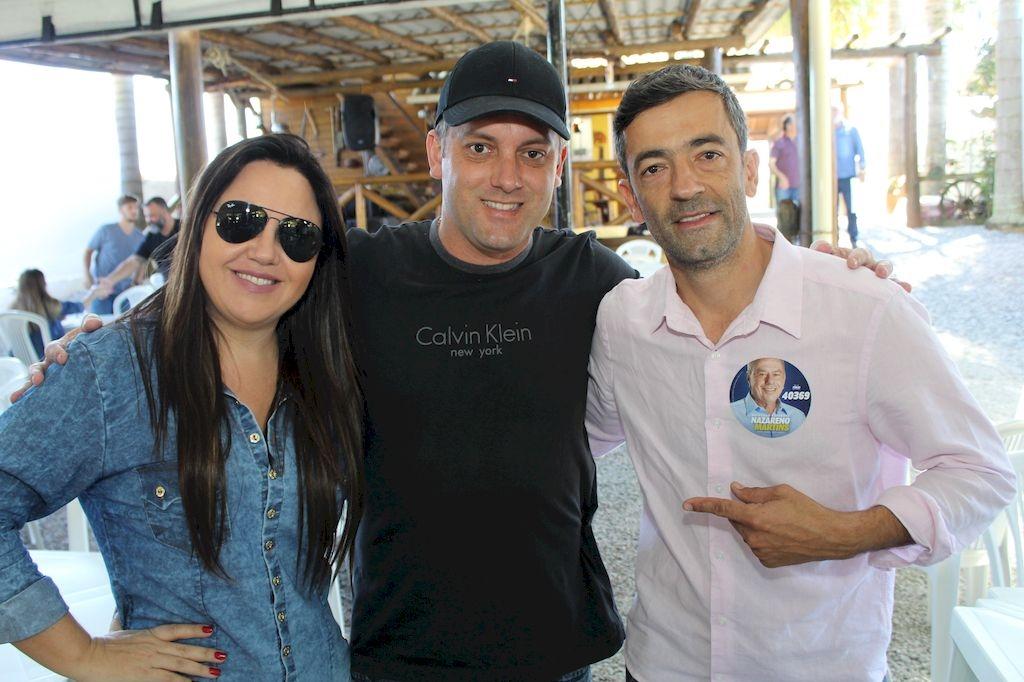 Festa do Evandro de Castro