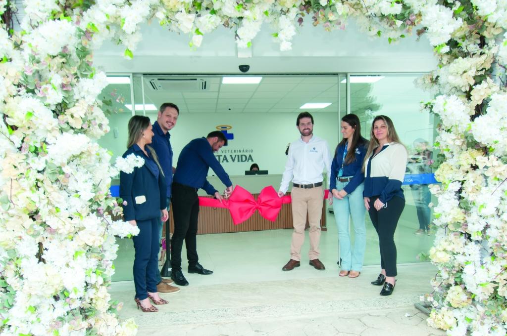 Grupo Santa Vida inaugura unidade em Palhoça