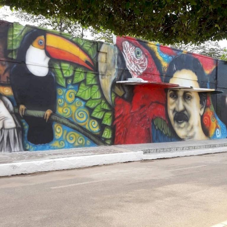 Obras do Wando Cunha no Acre