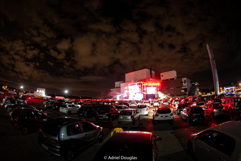 Dazaranha é atração da Arena Drive In no sábado