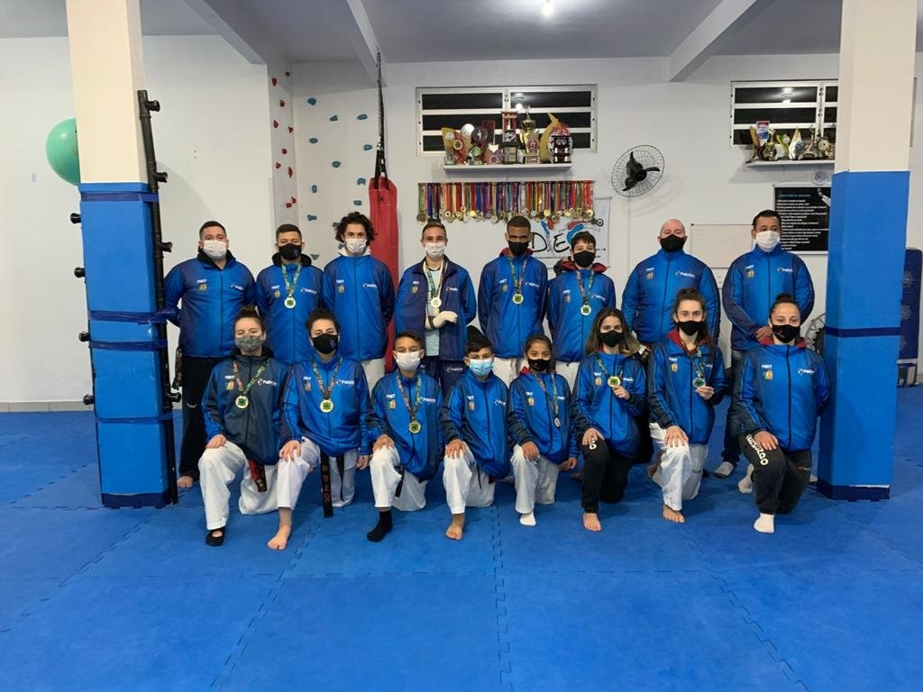 Atletas de PH faturam 14 medalhas no taekwondo
