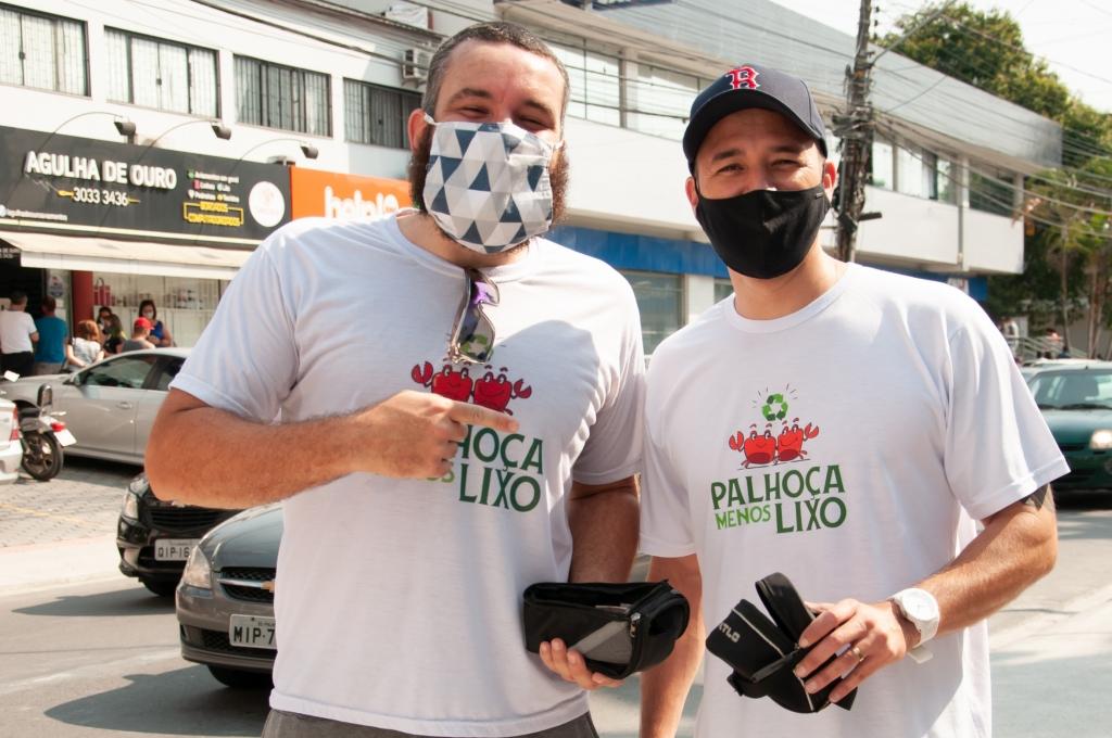 Pedágio Solidário é um sucesso