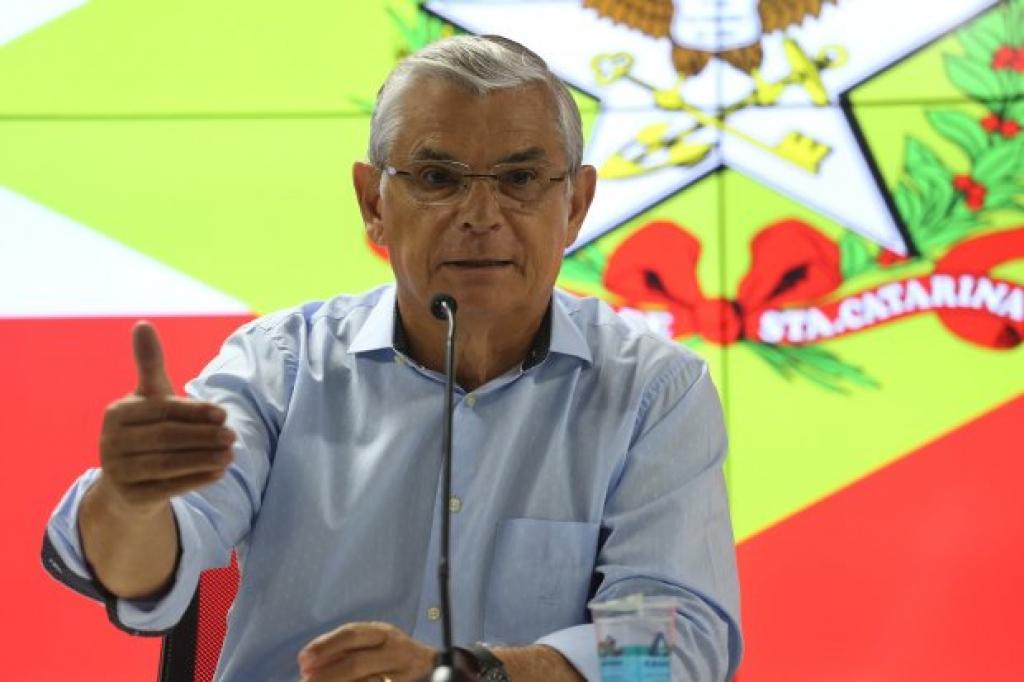 Governo de SC divulga balanço