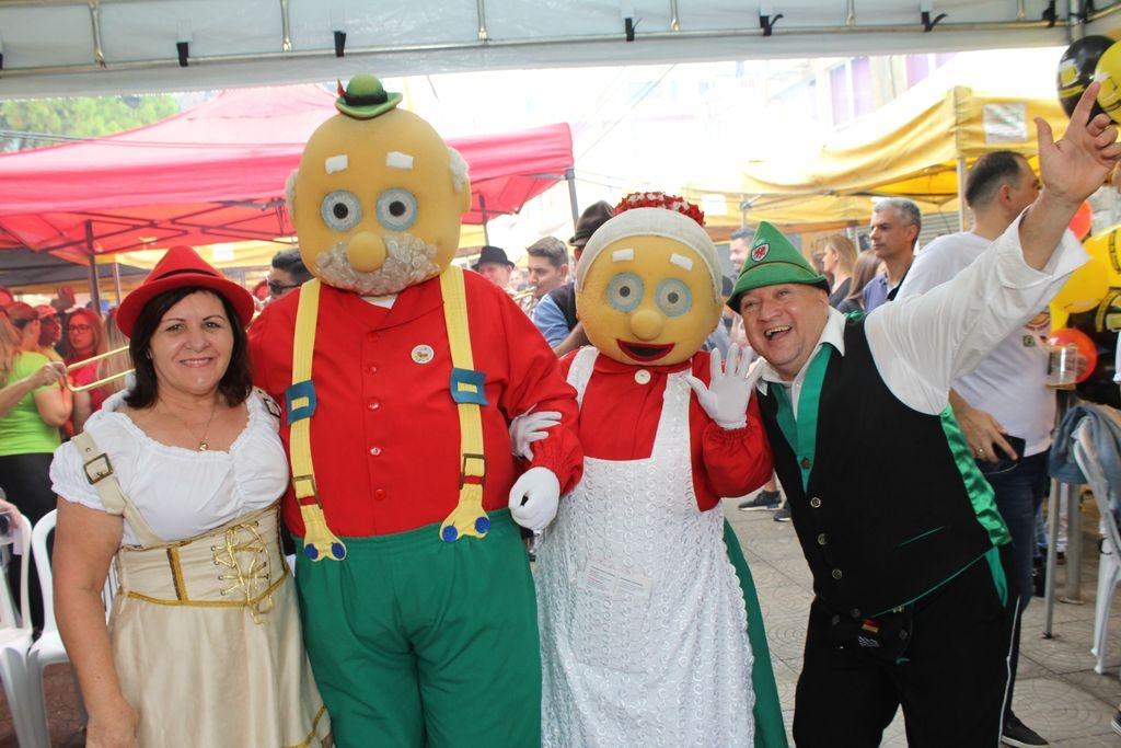 Stammtisch celebra os 125 anos de Palhoça
