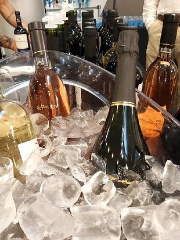 Entre aromas, cores e sabores, Festival de Vinhos