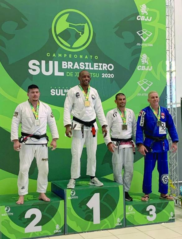 Jiu-jitsu: PH representada no Sul-Americano