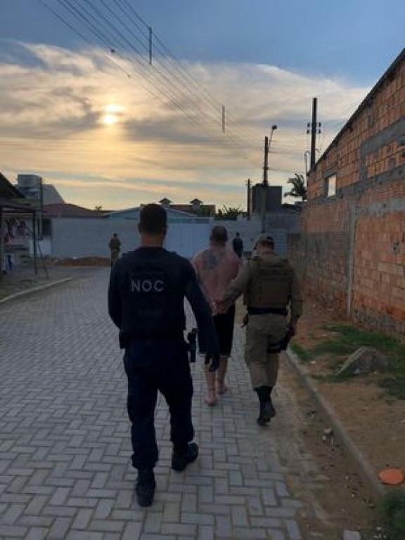 SUSPEITO DE HOMICÍDIO