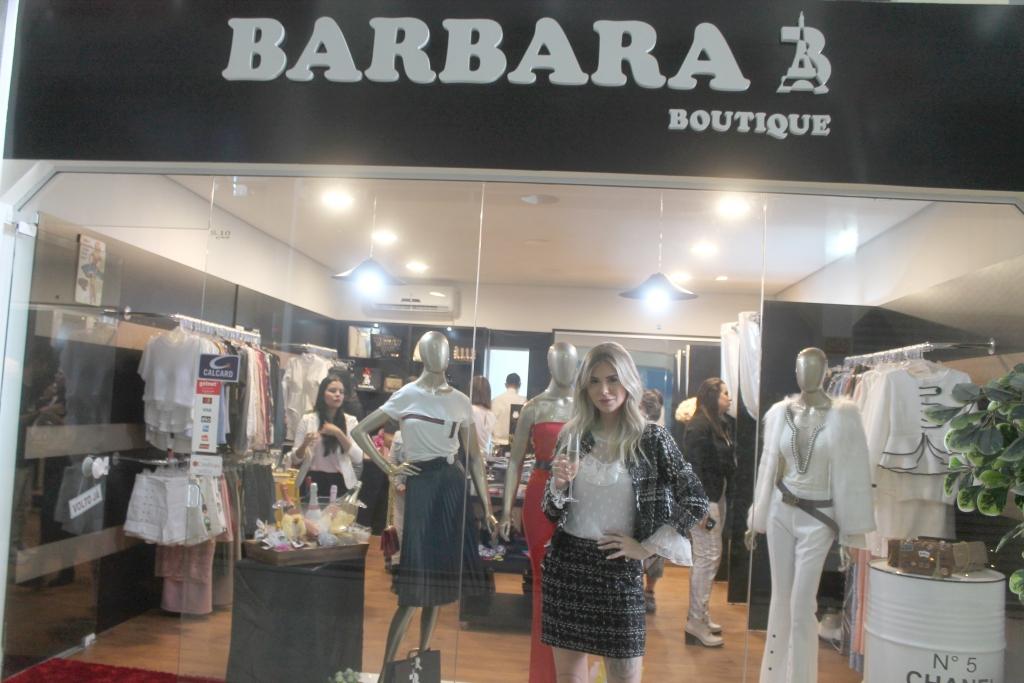 Inauguração da loja Bárbara Boutique
