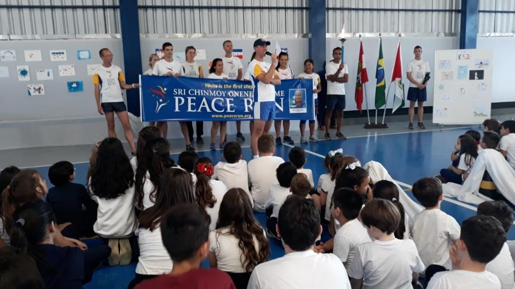 Corrida da Paz passa por Palhoça