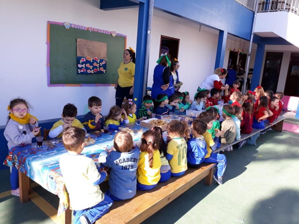 Centro Educacional Müller promove evento para o Dia do Estudante