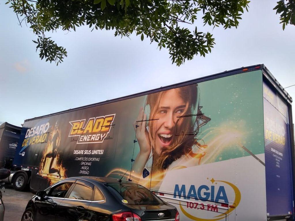 Rádio Magia e Imperatriz promovem evento na praça