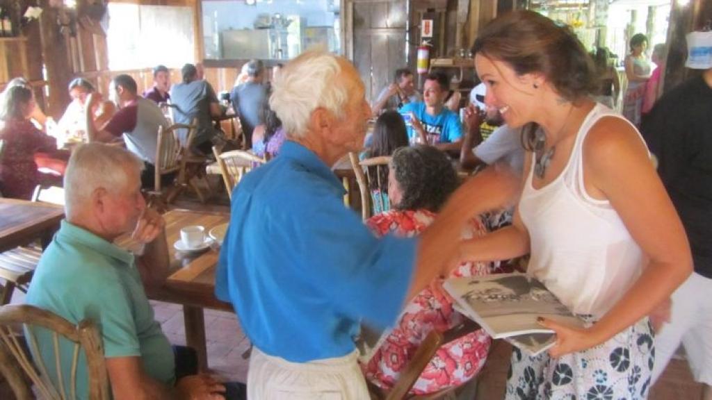 Rio da Madre: livro resgata vida, pesca e natureza