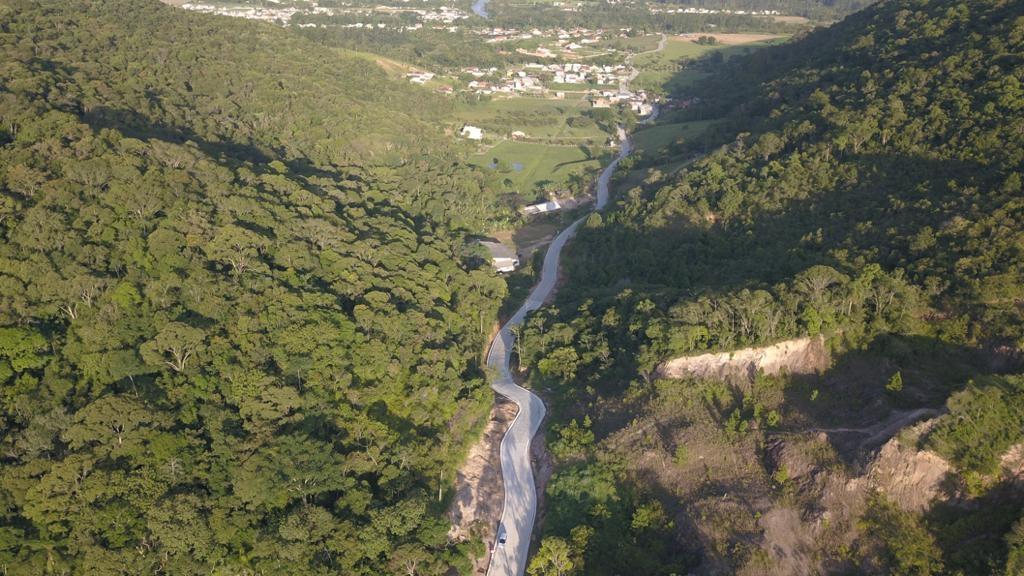 Prefeitura inaugura obra do Morro dos Quadros