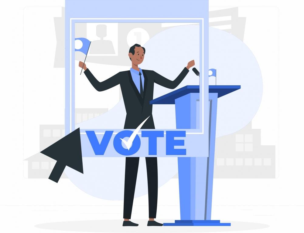 Confira a agenda dos candidatos de Palhoça
