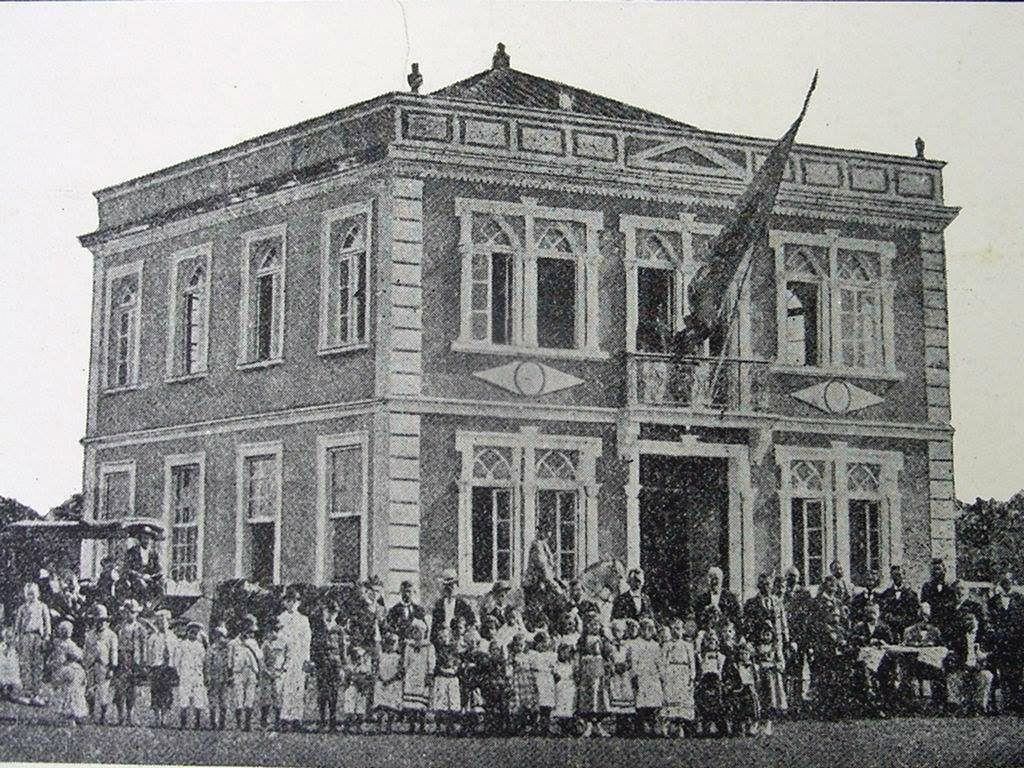 Palhoça pertenceu a Florianópolis até 1833