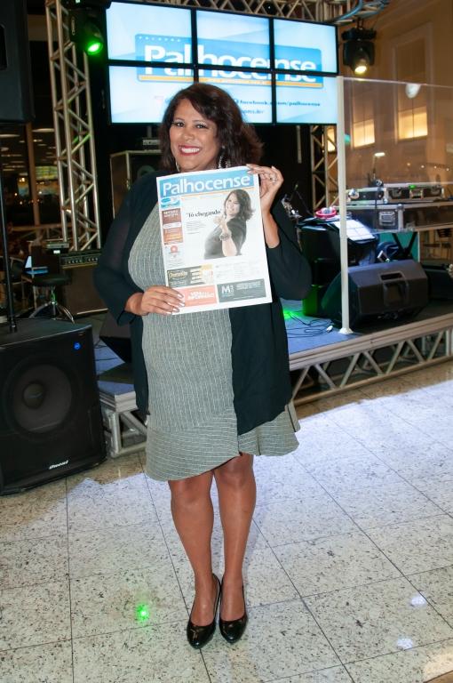 Coquetel de lançamento da Coluna Cláudia Gomes