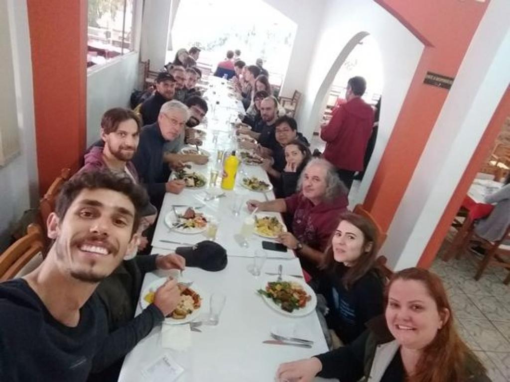 Palhoça recebe pesquisadores internacionais