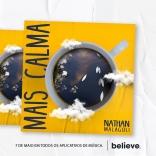 """Nathan Malagoli lança novo single: """"Mais Calma"""""""