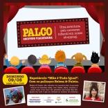 Tem teatro das mamães, em Palhoça, neste domingo